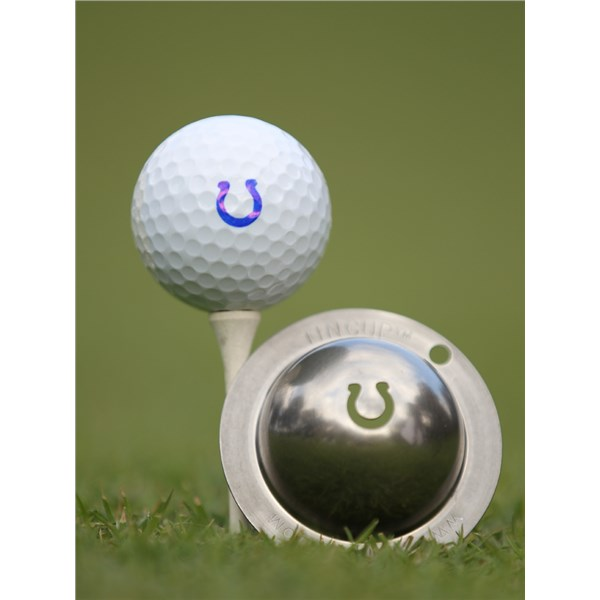 Tin Cup Ball Marker - Ringer