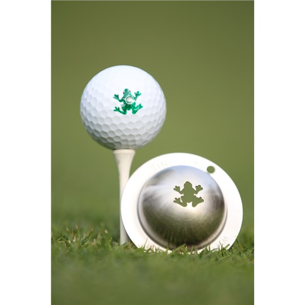 Tin Cup Ball Marker Rip It