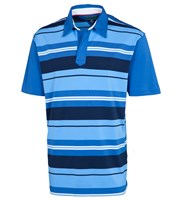 Tommy Hilfiger Mens Lanier Stripe Polo