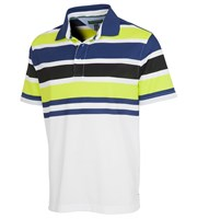 Tommy Hilfiger Mens Nino Stripe Polo Shirt 2015