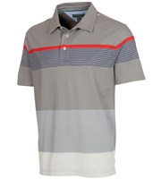 Tommy Hilfiger Mens Neftali Engineered Stripe Polo Shirt 2015