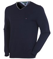 Tommy Hilfiger Mens Preston V-Neck Sweater 2015