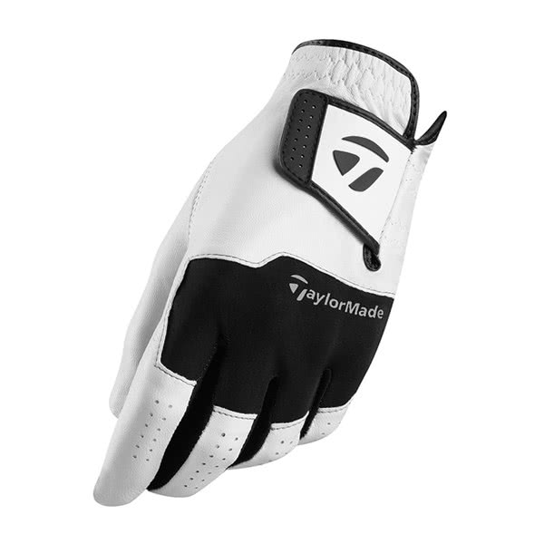 TaylorMade Mens Stratus All Leather Glove
