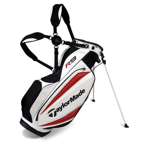 Taylormade Golf Bag >> TaylorMade TMX Deluxe Stand Bag