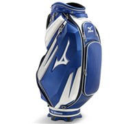 Mizuno Elite Tour Staff Bag (Blue/White)