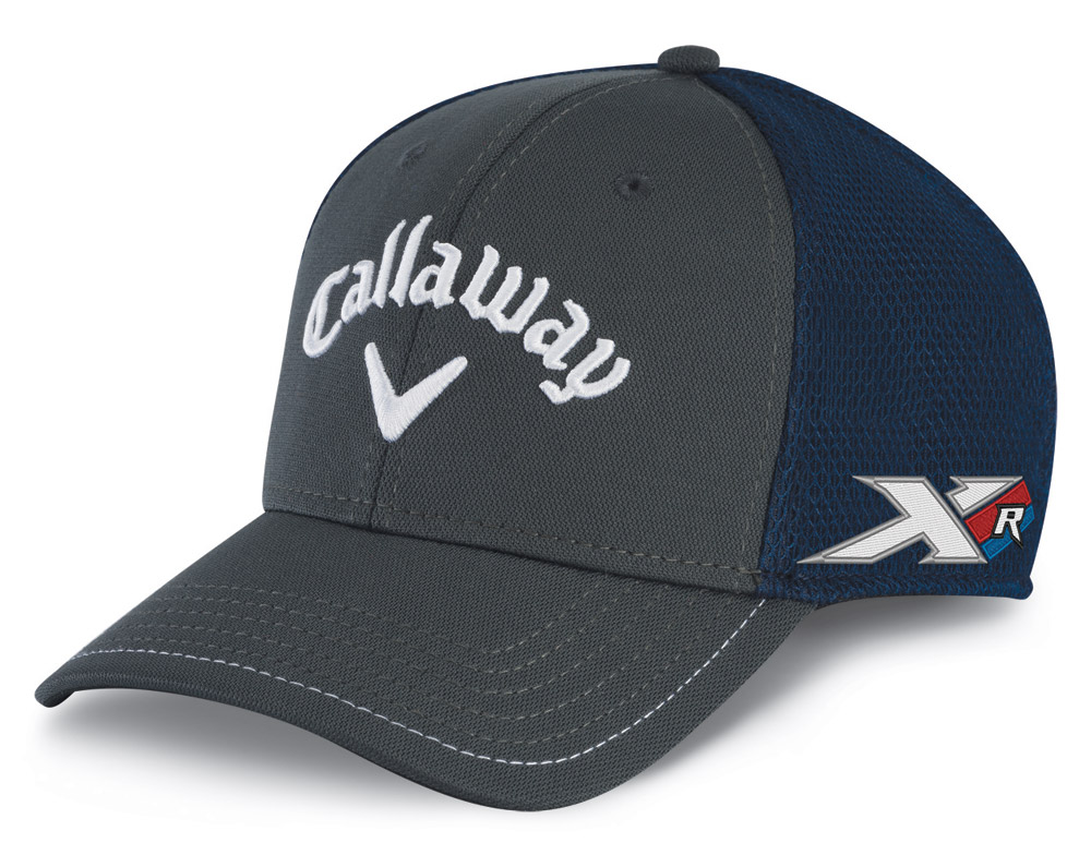 a39f20584d8 Callaway Tour Authentic Mesh Fitted Cap