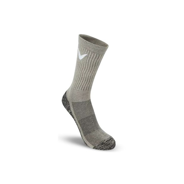 Callaway Mens Tour Cotton Crew Socks