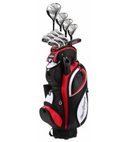 MacGregor Tourney II Package Set  Steel/Graphite