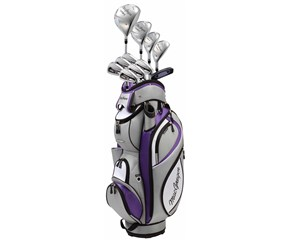 MacGregor Ladies Tourney II Package Set  Graphite Shaft