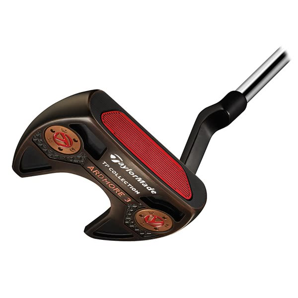 TaylorMade TP Black Copper Collection Ardmore 3L Putter