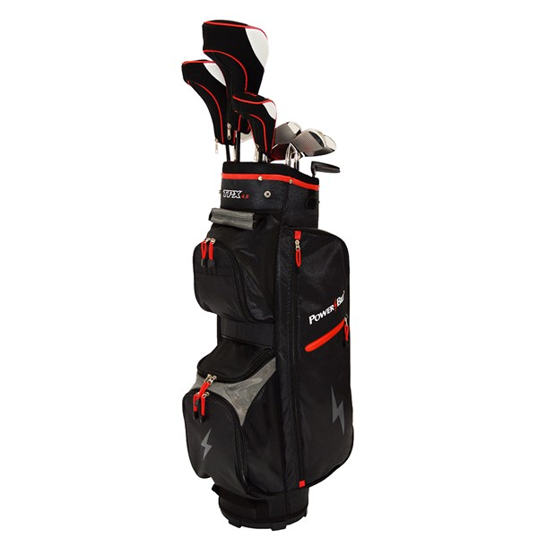 PowerBilt TPX 14-Piece Golf Package Set (Graphite Shaft)