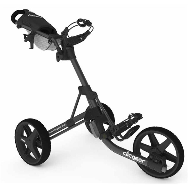 Clicgear 3.5+ 3-Wheel Trolley Cart