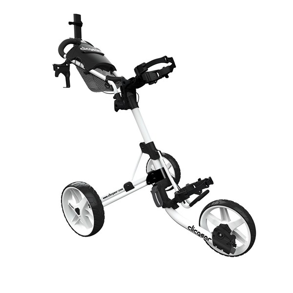 Clicgear 4.0 3-Wheel Push Trolley