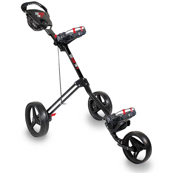 Eze Glide Tri PLus Push Trolley