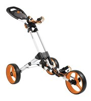 iCart One 3 Wheel One Click Push Trolley 2016