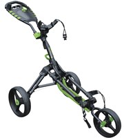 iCart One Compact 3-Wheel Push Trolley