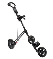 Masters 3 Series 3 Wheel Push Trolley