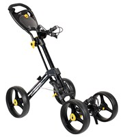 iCart Quattro Compact Push Trolley