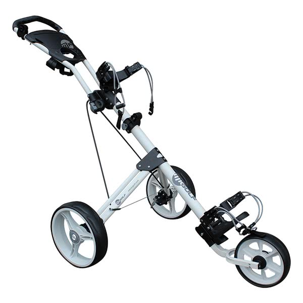 Mkids Junior 3 Wheel Push Trolley