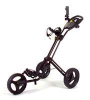 Powakaddy Twinline 4 Push Cart Trolley