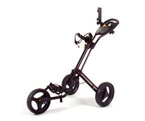 Powakaddy Twinline 4 Push Cart Trolley 2015