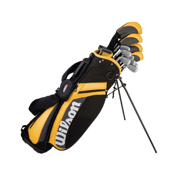 Wilson Ultra DCG Left Hand Golf Package Set (Steel/Graphite)