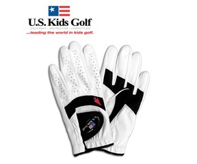 US Kids Golf Junior Youth Good Grip Gloves