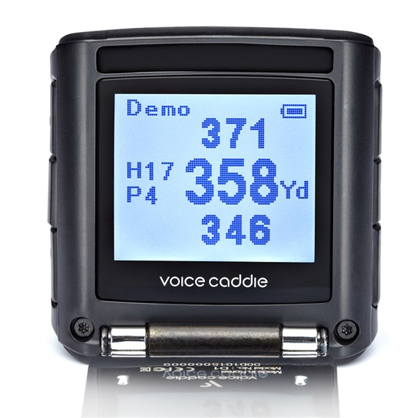 Voice Caddie Golf D1 Flip Executive GPS