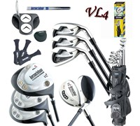 Longridge Mens VL4 18pc Package Set  Graphite Shaft