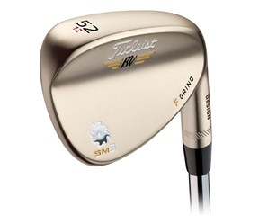 Titleist SM5 Gold Nickel Vokey Wedge