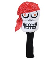 Winning Edge Skull Headcover