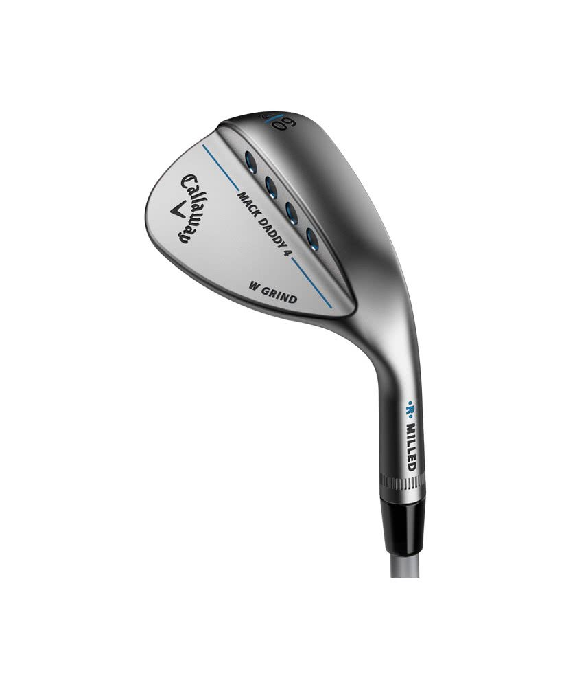 Callaway Ladies Mack Daddy 4 Milled Chrome Wedge. Double tap to zoom 7dc3e2a208b