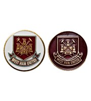 West Ham 2 Sided Ball Marker