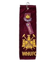 West Ham Football Club Tri-fold Towel