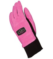 Ladies Golf Fleece Gloves  Pair