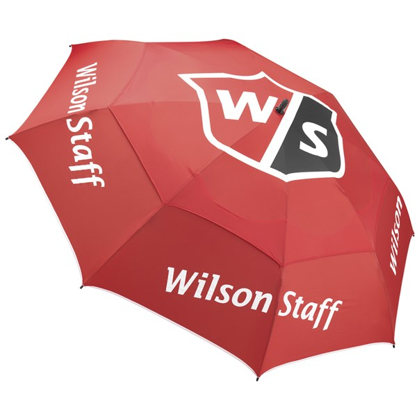 Wilson Staff 68 Inch Double Canopy Tour Golf Umbrella