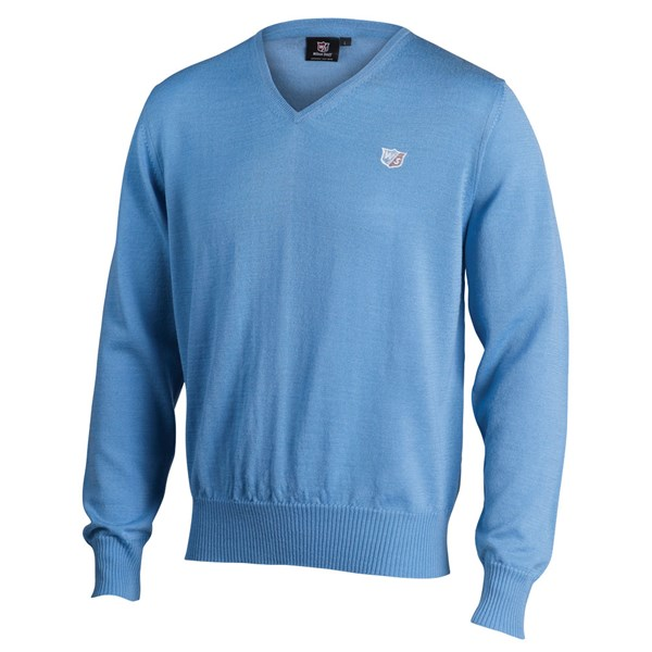 Wilson Staff Mens Authentic Wool Sweater