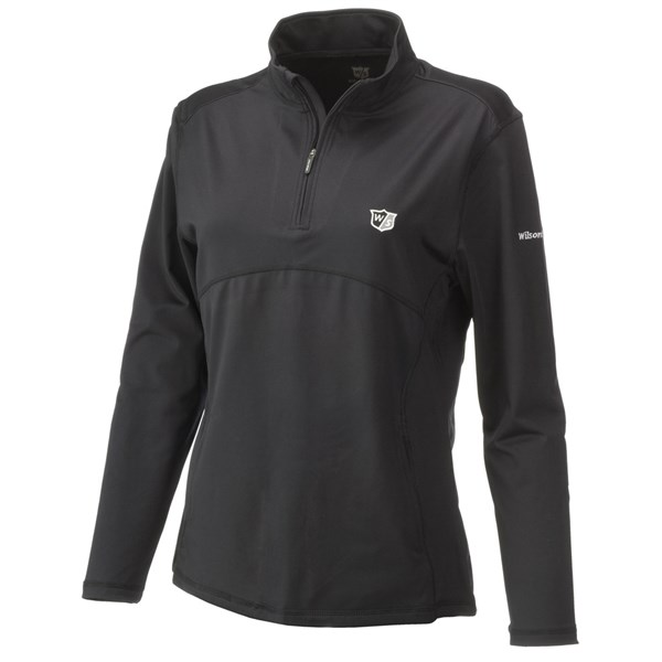 Wilson Staff Ladies Thermal Tech Pullover