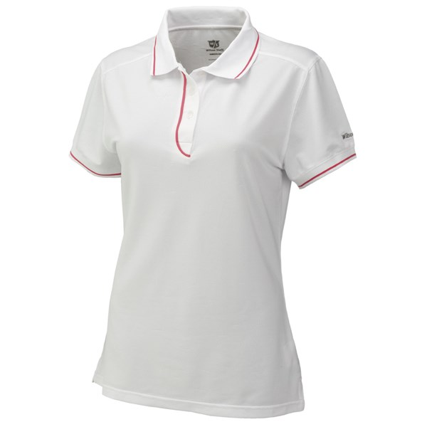 Wilson Staff Ladies Authentic Polo Shirt