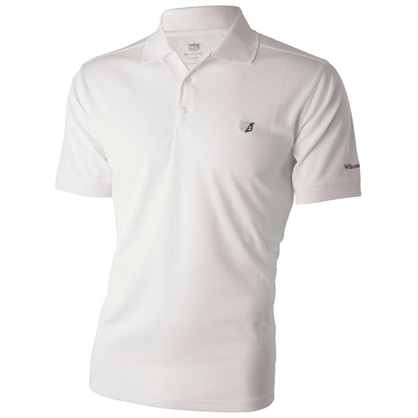 Wilson Staff Mens Authentic Polo Shirt 2017