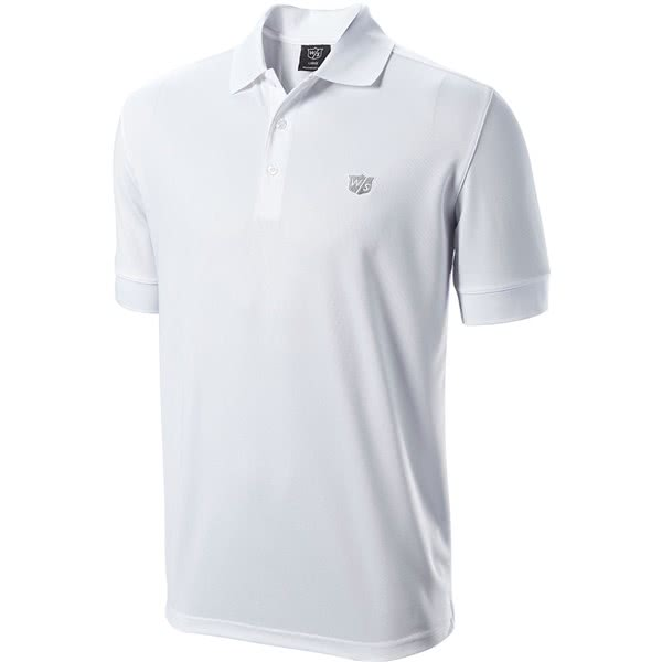 Wilson Mens Authentic Polo Shirt 2019