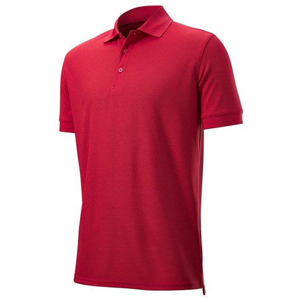 Wilson Mens Authentic Polo Shirt 2020