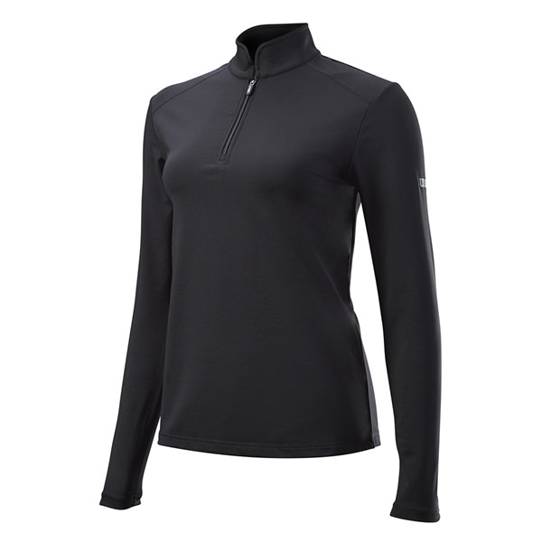 Wilson Ladies Thermal Tech Golf Pullover Top