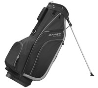 Wilson Carry Lite Golf Stand Bag 2015 (Black/Silver)