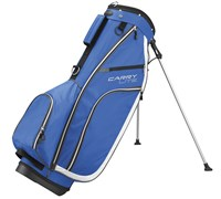 Wilson Carry Lite Golf Stand Bag 2015 (Blue/White)