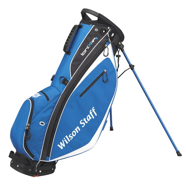 Light Stand Golf Bag: Wilson Staff Ionix Light Stand Bag 2015