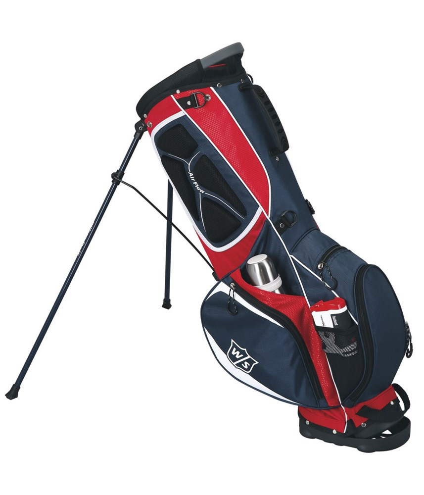 Light Stand Golf Bag: Wilson Staff Ionix Light Stand Bag 2016