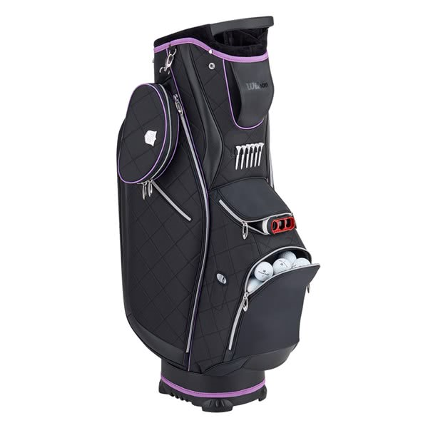 Wilson Golf Ladies Deluxe Cart Bag 2019