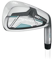 Wilson Ladies Prostaff HDX Single Irons  Graphite Shaft