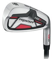 Wilson Prostaff HDX Irons  Steel Shaft